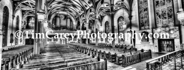 Historic Old St. John's Church, Utica, NY