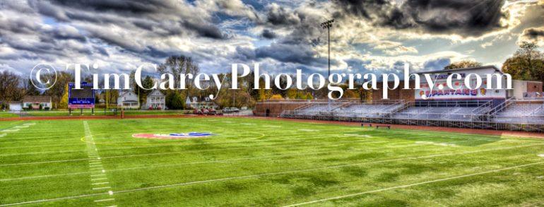 Don Edick Field, New Hartford, NY (COLOR)